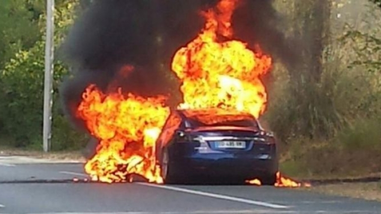 The Week Ahead – Tesla spontaneously combusting again?